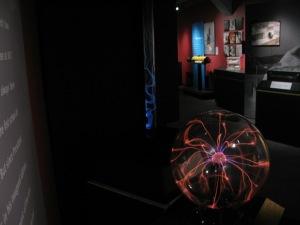 Plasma exhibit